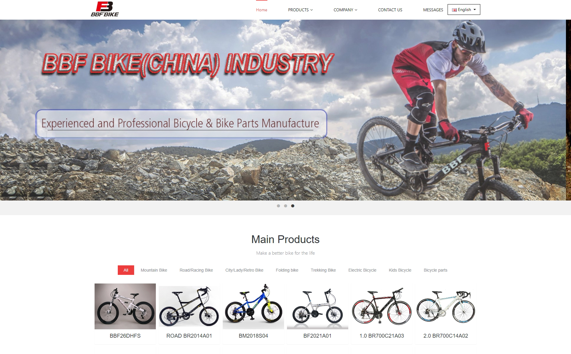 BBF BIKE Industry Co., Ltd